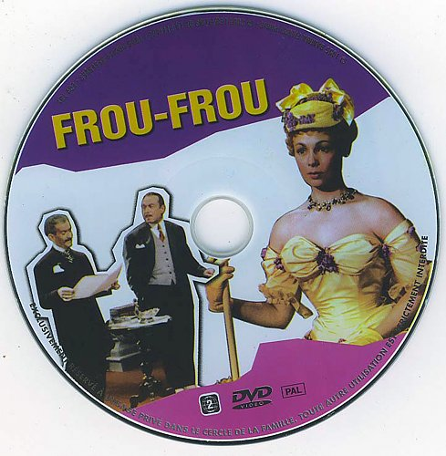 Шелест / Frou-Frou (1955)