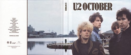 U2 - October [Deluxe Edition] (2008)