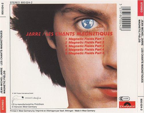 Jean Michel Jarre - Les Chants Magnetiques / Magnetic Fields (1981)