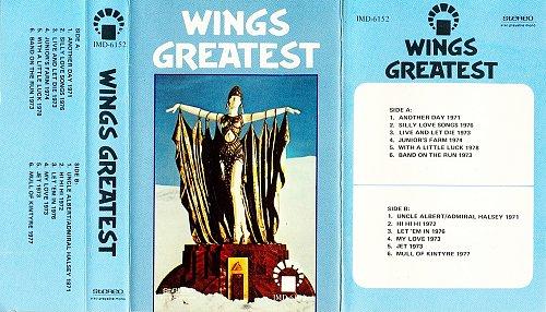 Wings - Greatest (1978)