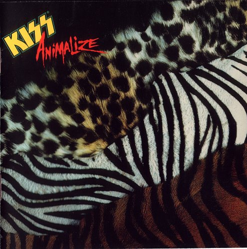 Kiss - Animalize (1984)