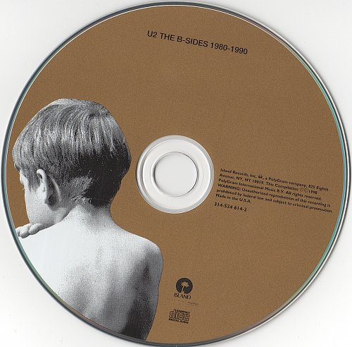 U2 - The Best of 1980-1990 & B-Sides(1998)