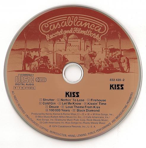Kiss - Kiss (1974)