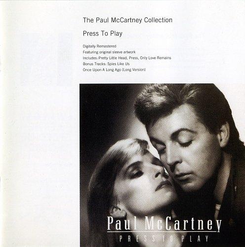 Paul McCartney - Press To Play (1986)