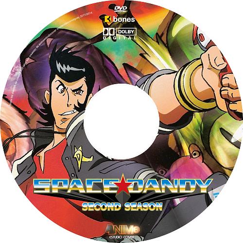 Космический Денди 2 / Space Dandy 2 (2014)