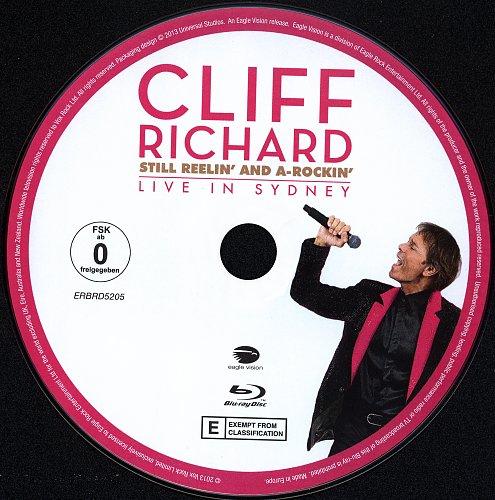 Cliff Richard – Still Reelin' And A-Rockin' - Live in Sydney (2013)
