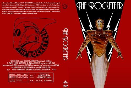Ракетчик / Rocketeer, The (1991)