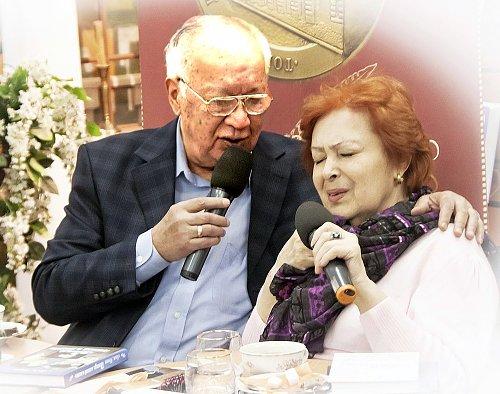 Иошпе Алла Яковлевна и Рахимов Стахан Мамаджанович