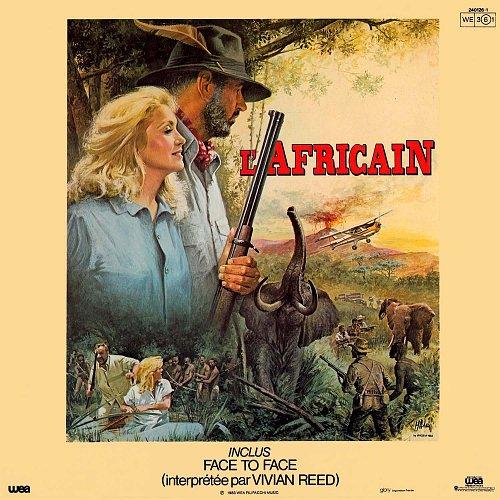 Africain / Африканец   1983