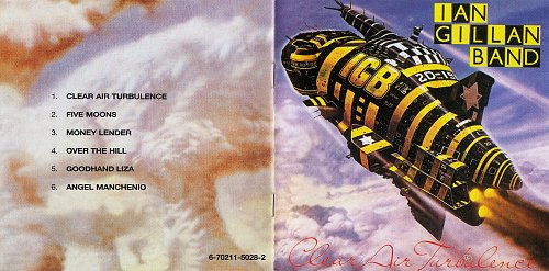 Ian Gillan Band - Clear Air Turbulence (1977)