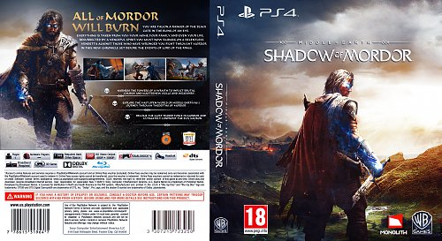 Middle-Earth: Shadow Of Mordor (2014)