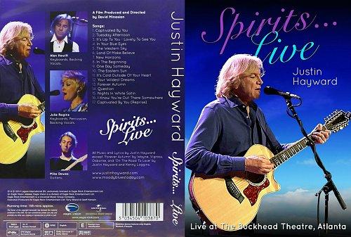 Justin Hayward-Spirits Live-Live at The Buckhead Theatre, Atlanta (2014)
