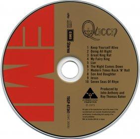 Queen -Queen(1973)