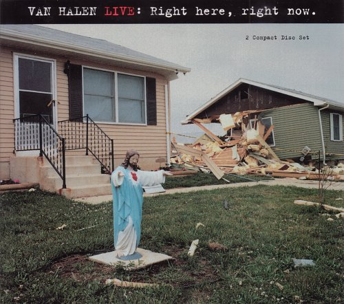 Van Halen - Live: Right Here, Right Now. (2CD) (1993)
