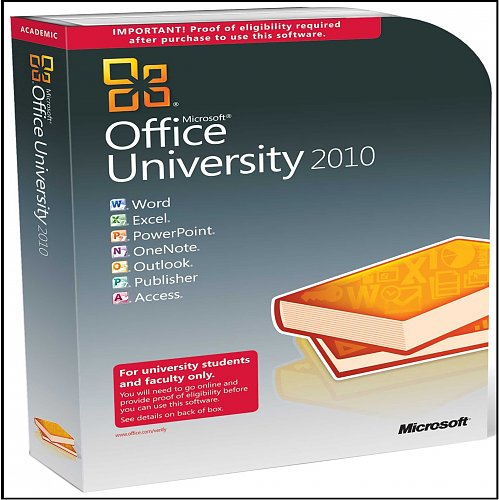 Microsoft Office 2010 [cd jewel]