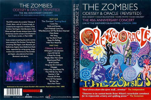 Zombies - Odessey & Oracle (2008)