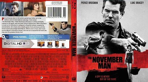 Человек ноября / The November Man (2014)