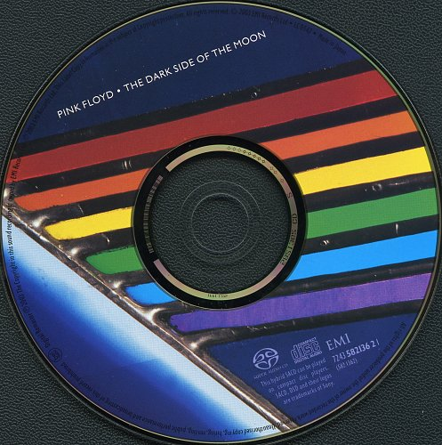 Pink Floyd - The Dark Side of the Moon (1974) 30th anniversary SACD Re-issue