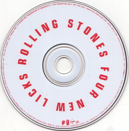 Rolling Stones, The - Four New Licks (2002)