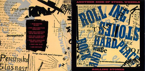Rolling Stones, The - Another Side Of Steel Wheels (1990)
