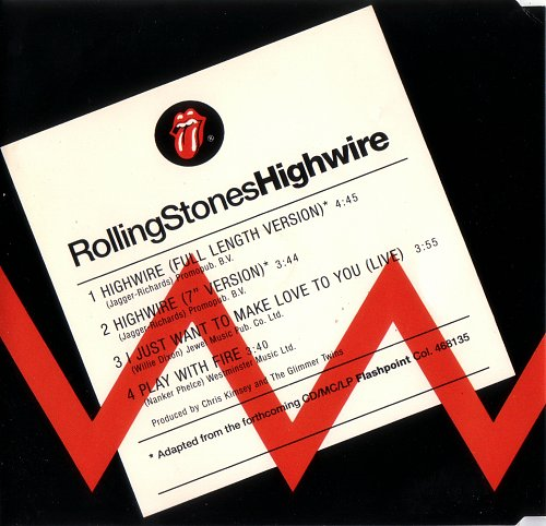 Rolling Stones, The - Highwire (1991)