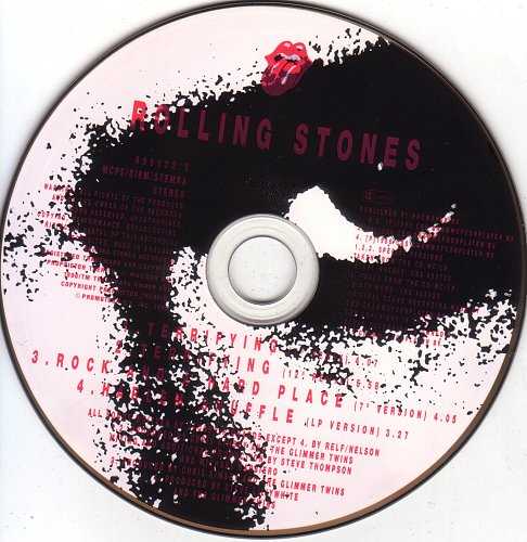 Rolling Stones, The - Terrifying (1989)