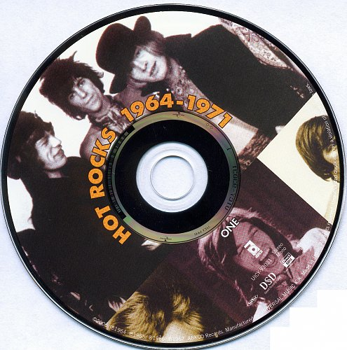 Rolling Stones, The - Hot Rocks 1964-1971 (1971)