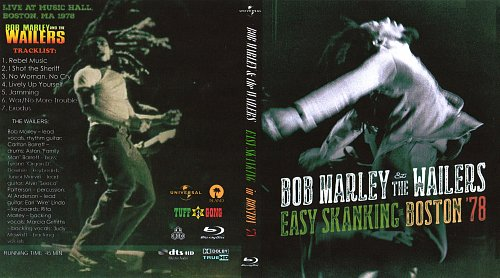 Bob Marley & The Wailers - Easy Skanking In Boston (1978)