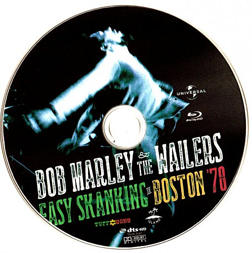 Bob Marley & the Wailers - Easy Skanking in Boston' 78.
