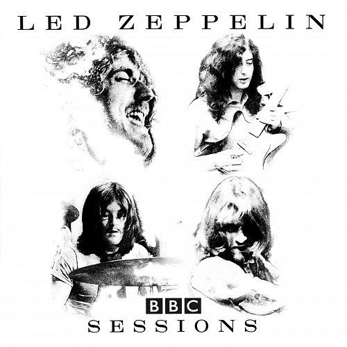 Led Zeppelin - BBC Sessions (1997 Atlantic, Warner Music, Germany, EU) 2CD
