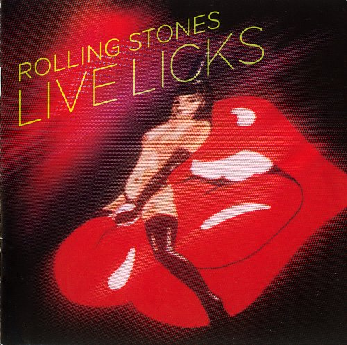 Rolling Stones, The - Live Licks (2CD) (2004)