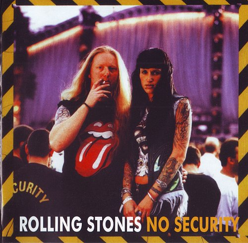 Rolling Stones, The - No Security (1998)