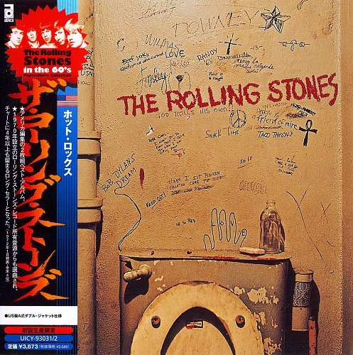 Rolling Stones, The - Beggars Banquet (1968)