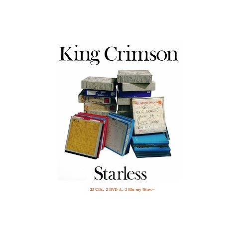 King Crimson - Starless 23CD + 2 DVD-A + 2 Blu-ray Super Deluxe Edition Box Set(2014)