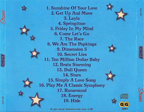 Chilly - Stars (2001)