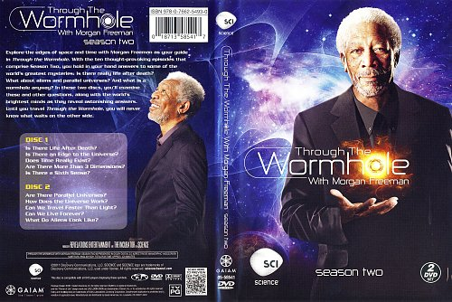Discovery: Сквозь пространство и время с Морганом Фрименом / Through the Wormhole (2010)