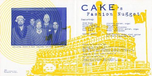 Cake - Fashion Nugget (Canada) (1996)