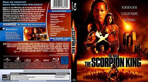 Царь скорпионов / The Scorpion King (2002)