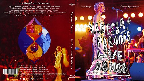 Vanessa Paradis - Love Songs: Concert Symphonique (2014)