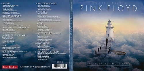 The Everlasting Songs: An All Star Tribute To Pink Floyd (2015)