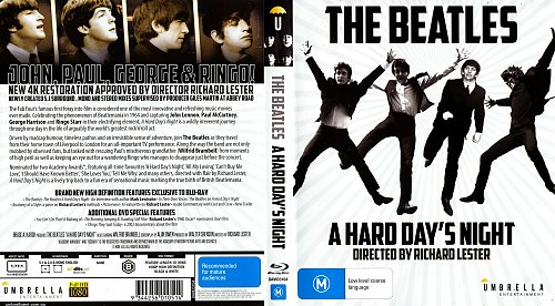 Beatles, The - A Hard Day´s Night (2014)