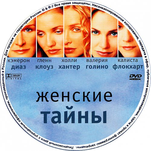 Женские тайны / Things You Can Tell Just by Looking at Her (2000)