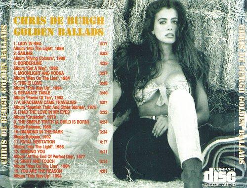 Chris de Burgh - Golden Ballads - (1995)