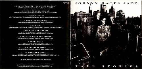 Johnny Hates Jazz - Tall stories (1991)