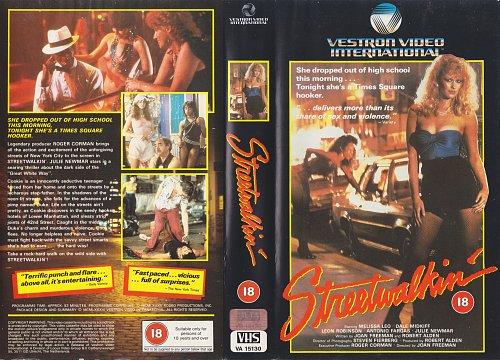 Streetwalkin / Древнейшая профессия (Гулящая) (1985)