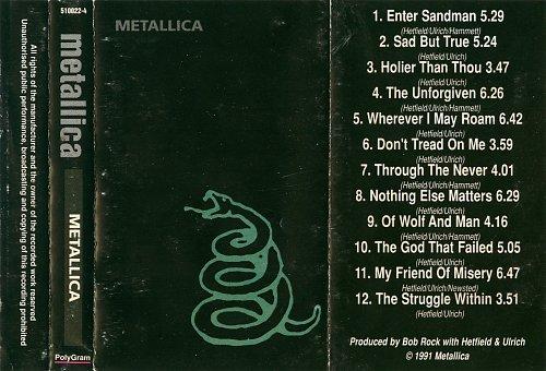 Metallica - Metallica (1991)