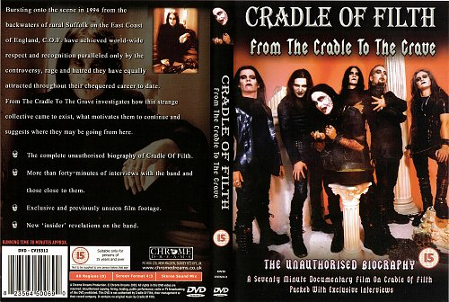 Cradle of Filth -From THe Cradle To The Grave (2002)