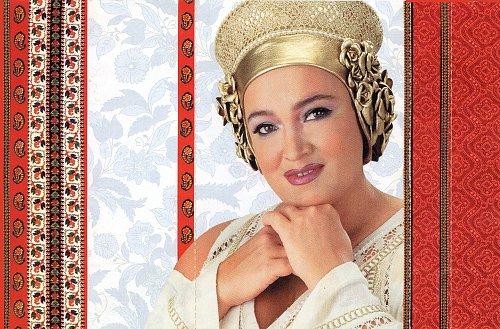 Золотое кольцо - Подари, берёзка (2002)