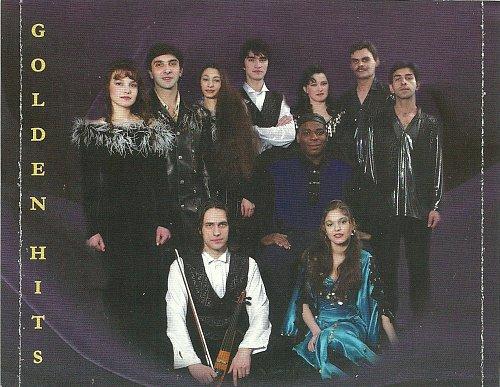 Кабриолет - Золотые Хиты (2002)