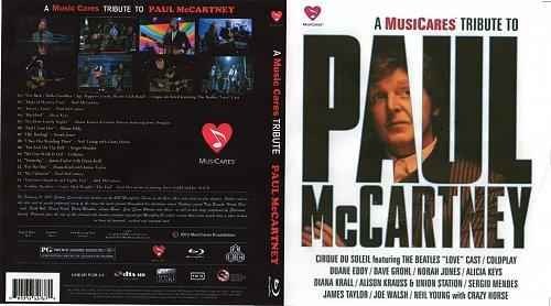 V.A. - A MusiCares Tribute to Paul McCartney (2012)